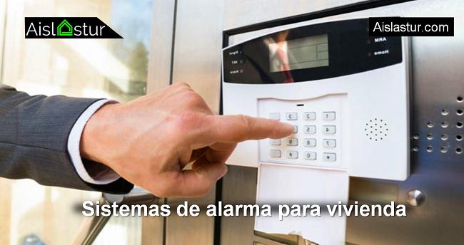 sistemas de alarma para vivienda